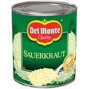 Del Monte Sauerkraut