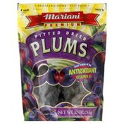 Mariani Plums, Pitted Dried