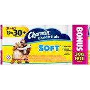 Charmin Essentials Soft Charmin Essentials Soft Toilet Paper 16 Giant Bonus Rolls Toilet Tissue