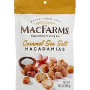 MacFarms Macadamias, Caramel Sea Salt