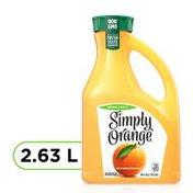 Simply Orange High Pulp Orange Juice