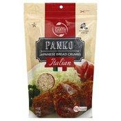 Nature's Earth Products Panko, Japanese Bread Crumbx, Italian, Bag
