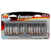Energizer Batteries, Alkaline, AAA