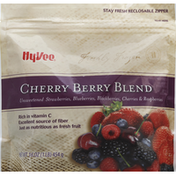 Hy-Vee Cherry Berry Blend, Unsweetened