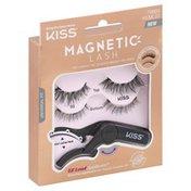 Kiss Lash, Magnetic, Universal Fit, KEML02