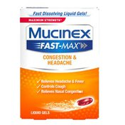Mucinex® Children's Multi-Symptom Cold and Fever Liquid, Very Berry (Packaging May Vary)