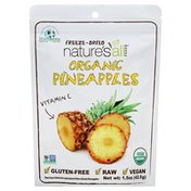 Natierra Pineapples, Organic, Freeze-Dried