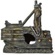 Imagitarium Back Shipwreck Ornament