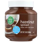 Food Club Hazelnut Spread