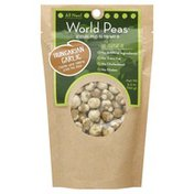 World Peas All Natural Green Pea Snack Hungarian Garlic