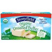 Stonyfield Organic Unsalted Butter Organic Milk/Cream/Butter