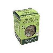Spicely Organics Mexican Oregano
