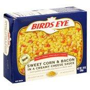 Birds Eye Sweet Corn & Bacon, in a Creamy Cheese Sauce