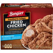 Banquet Crispy Fried Chicken Southern