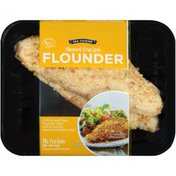 Sea Cuisine Flounder, Almond Crusted