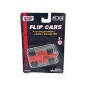 "RBI Toys 3"" Double Sided Die-Cast Flip Cars"