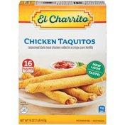 El Charrito Chicken Taquitos