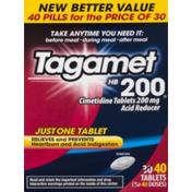 Tagamet Acid Reducer
