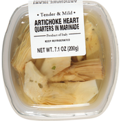 International Gourmet Artichoke Heart Quarters in Marinade