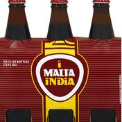 Malta India Malt Beverage, A Non-Alcoholic