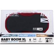 Altec Lansing Speaker, Rugged Bluetooth, Baby Boom XL