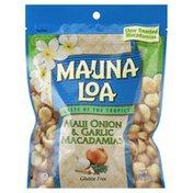 Mauna Loa Macadamias, Maui Onion & Garlic