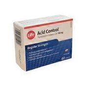 Life Brand Acid Control Tablets