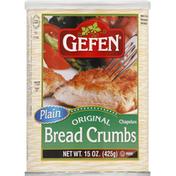 Gefen Bread Crumbs, Plain, Original