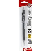 Pentel Mechanical Pencil, Premium, Fine (0.5 mm)