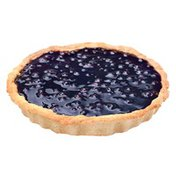 "9"" Strbrd Blueberry Pie"