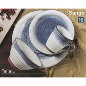 Sango Dinnerware Set, Talia Dusk