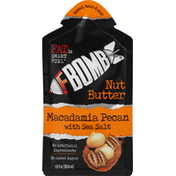 Fbomb Nut Butter, Macadamia Pecan with Sea Salt