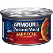 Armour Barbecue Flavored Chicken & Pork Potted Meat