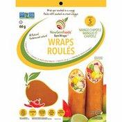 New Gem Mango Chipotle Wraps
