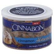 Cinnabon Almonds, Cinnamon