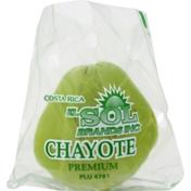 El Sol Brands El Sol Chayote Premium, Bag