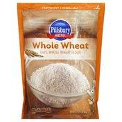 Pillsbury 100% Flour, Whole wheat