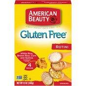 American Beauty Rotini Pasta 12 oz. Box