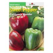 Burpee Seeds, Sweet Pepper, California Wonder