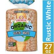 Oroweat Organic Rustic White Bread