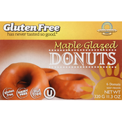 Kinnikinnick Donuts, Maple Glazed