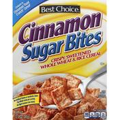 Best Choice Cereal, Sugar Bites, Cinnamon