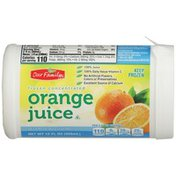 Our Family Frozen Orange Juice Concentrate With Calcium