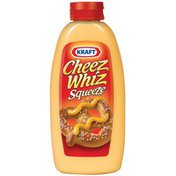 Cheez Whiz Cheezin 'n Squeezin Cheese Sauce
