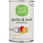 That's Smart! Garlic & Herb Pasta Sauce