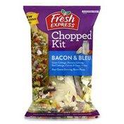 Fresh Express Chopped Kit, Salad, Bacon & Bleu