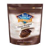Blue Diamond Oven Roast Almonds, Dark Chocolate