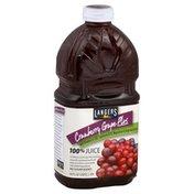 Langers 100% Juice, Cranberry Grape Plus