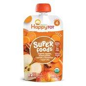 Happy Tot Apples, Sweet Potatoes, Carrots & Cinnamon + Super Chia