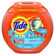 Tide PODS 3-in-1 Laundry Detergent Ocean Mist Scent